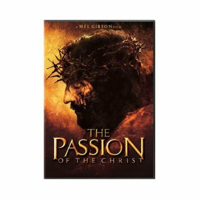 DVD Passion of the Christ Jesus Movie~Jim Caviezel Mel Gibson~WideScreen NEW NIP
