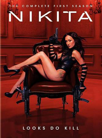 Nikita: The Complete First Season 1 (DVD, 2011, 5-Disc Set) - NEW - SHIPS FAST