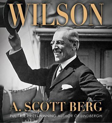 Wilson - Berg, A. Scott / (Read by: Bobb, Jeremy) USA Seller [Low Price]