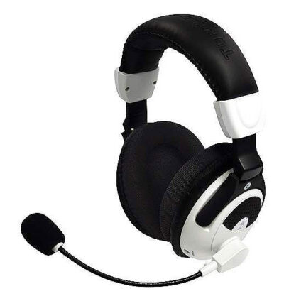 Turtle Beach Ear Force X31 Black/White Headband Headsets