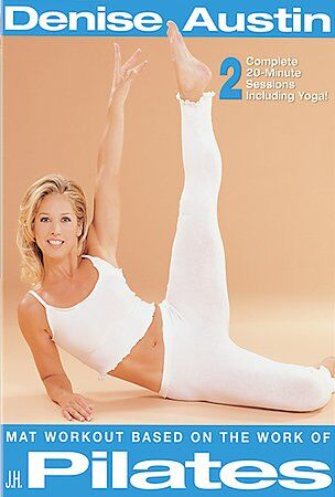 AUSTIN D-PILATES (DVD) (MAT WORKOUT BASED ON WORK OF J H PILATES)