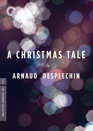 DVD Christmas Tale A Movie Comedy Arnaud Desplechin French English Subtitl~LkNew
