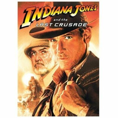 Indiana Jones and the Last Crusade (DVD, 2008, Special Edition; Widescreen)