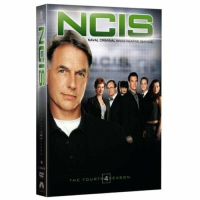 NCIS - The Complete Fourth Season (DVD, 2007, 6-Disc Set, Widescreen)