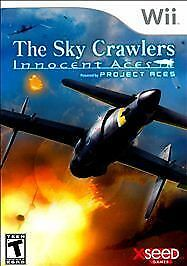 Sky Crawlers: Innocent Aces  (Nintendo Wii, 2010) compatible with WII U