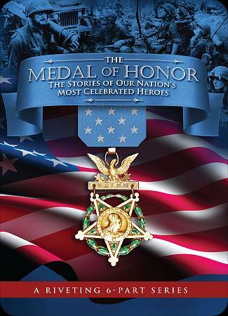 The Medal of Honor DVD (2-disc set) 4 Hours 4 Minutes