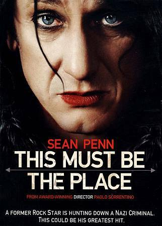 This Must Be the Place (DVD, 2013) Sean Penn Talking Heads