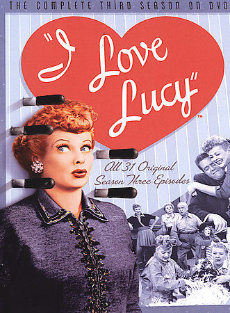 I Love Lucy - The Complete Third Season (DVD, 2005, 5-Disc Set)