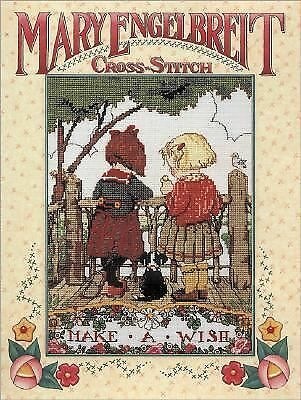Mary Engelbreit Cross-Stitch Book Hardcover First Edition NEW Condition