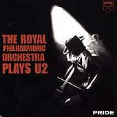 Plays the Music of U2: Pride by Royal Philharmonic Orchestra CD 1999 VG+