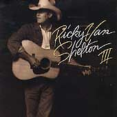 RVS III by Ricky Van Shelton  VG