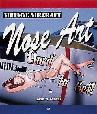 Vintage Aircraft Nose Art Motorbooks Classic