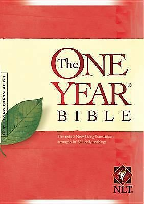 The One Year Bible NLT One Year Bible: New Living Translation-2