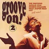 #142 SEALED DCC Audiophile CD Groove On! Vol. 2 - Hoffman Mastered co crk