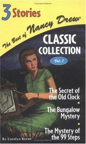 Nancy Drew: The Best of Nancy Drew Classic Collection Vol. 1 1 by Carolyn...