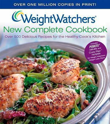 Weight Watchers New Complete Cookbook (2006, Ringbound, Revised); NEW,Never used