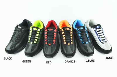 NEW! Men's Color Pop Athletic Running Sneakers Training Runner Shoes (MA002)