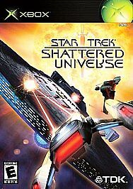 PS2 Star Trek Shattered Universe Game Complete LKn