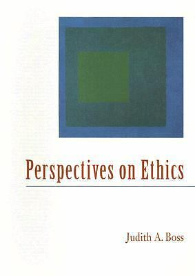Perspectives on Ethics by Judith A. Boss (1997, Paperback)