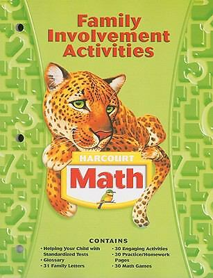 Family Involvement Activities Grade 5, , Very Good Book