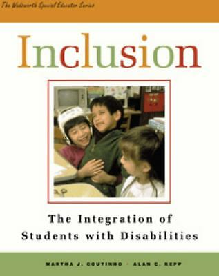Inclusion: The Integration of Students with Disabilities (Wadsworth Special Educ