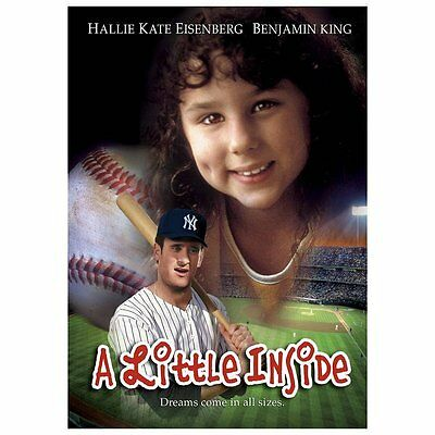 DVD Little Inside A~Benjamin King~Feature Film Families NEW