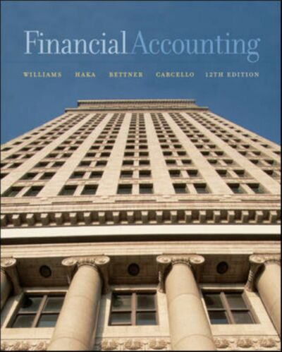 Financial Accounting, , Good Book