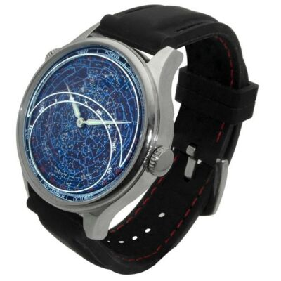 ASTRO Constellation Watch: planisphere astrodea astronomy celestial. Citizen mvt