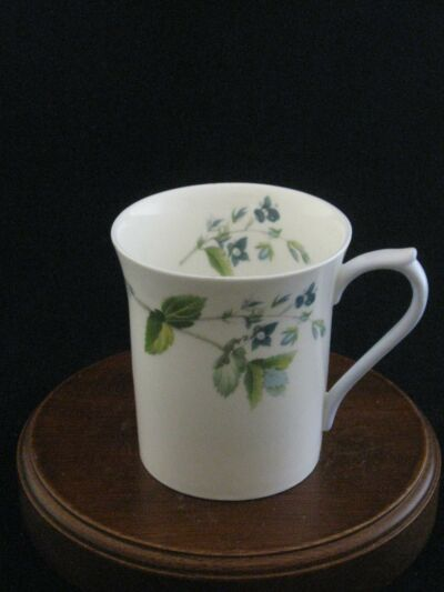 Rosina China Co. Ltd Queen's Fine Bone China Floral Mug England