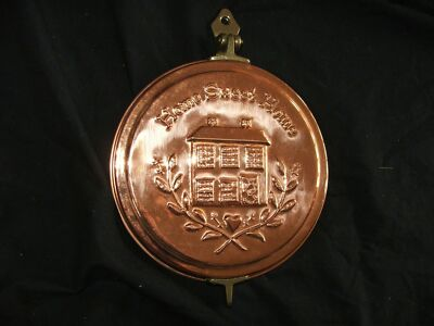 """Copper decorative """"Hide a key holder"""" by The Cooks Bazaar"""