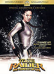 DVD Lara Croft Tomb Raider The Cradle of Life Widescreen Angelina Jolie Movie