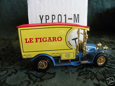 Matchbox- LE FIGARO 1919 RENAULT AG  YPP01