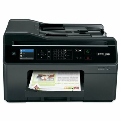 NEW Lexmark OfficeEdge Pro4000 Multifunction Inkjet Printer with Copy, Scan, Fax