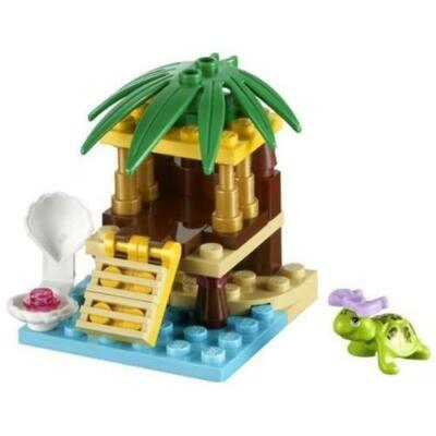 Lego Turtle's Little Oasis (41019)