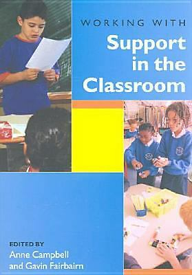 Working with Support in the Classroom, , Good Book