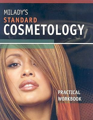 Practical Workbook Milady's Standard Cosmetology 2008, Milady, Very Good Book