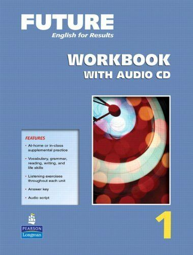 Future 1:  English for Results,  Workbook with Audio CD, Gramer, Margot F., Good