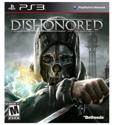 Dishonored  (Sony Playstation 3, 2012)