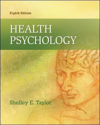 Health Psychology by Taylor, Shelley