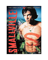 Smallville - The Complete First Season DVD Set New Sealed Season One
