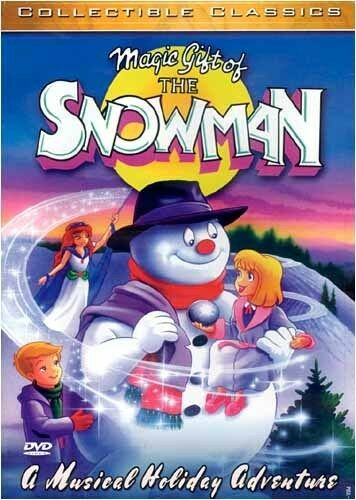 DVD Magic Gift of the Snowman Musical Holiday Movie~Fast Ship~LkNew