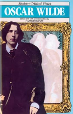 Oscar Wilde (Mod Crit Views) (Bloom's Modern Critical Views), , Good Book