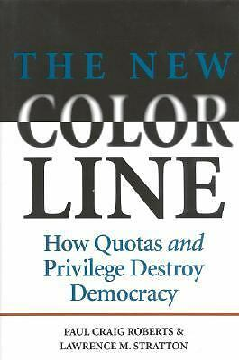 The New Color Line, Roberts, Paul C., Good Book
