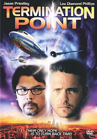 DVD Termination Point~Jason Priestley Bourque Lou Diamond Phillips~LkNew Movie