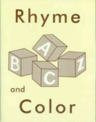 Rhyme and Color, Arlene Martin, Good Book