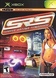 Xbox Street Racing Syndicate Online Enabled Teen  LkNw