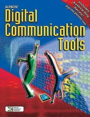 Glencoe Digital Communication Tools, Student Edition, Glencoe McGraw-Hill, Very