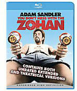 You Don't Mess With The Zohan (Blu-ray Disc, 2008)