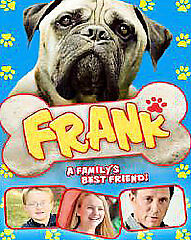 DVD FRANK~John Fries Cynthia Watros Brittany Robertson~Wide Screen~LkNew Movie