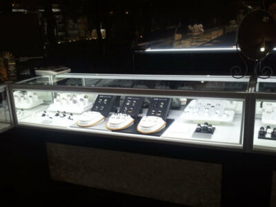 Professional LED Lighting strip COOL WHITE LIGHT Store Jewelry Display Case